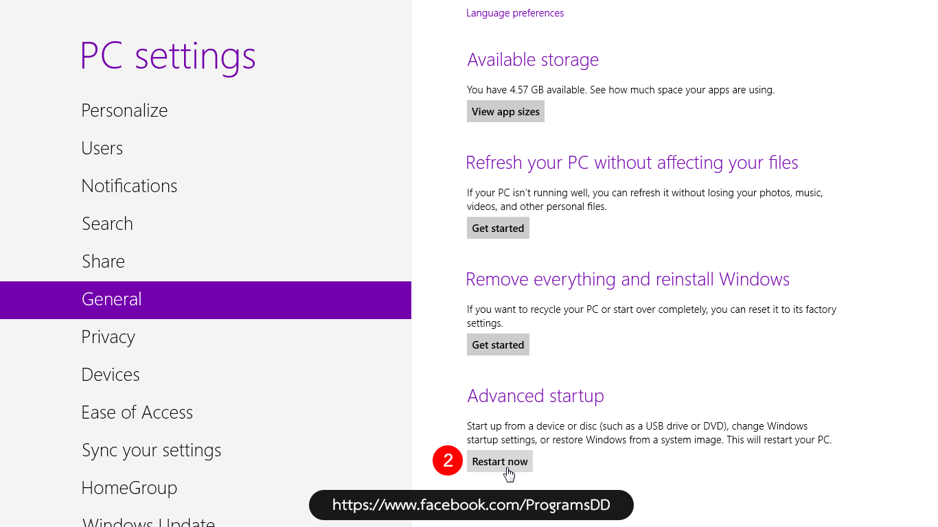 how to put windows 8 in safe mode with networking