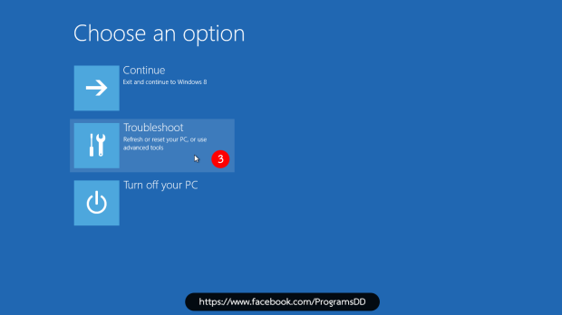 SafeMode Windows 8 03