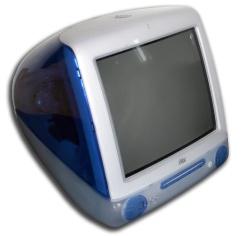 Indigo iMac G3 slot loading