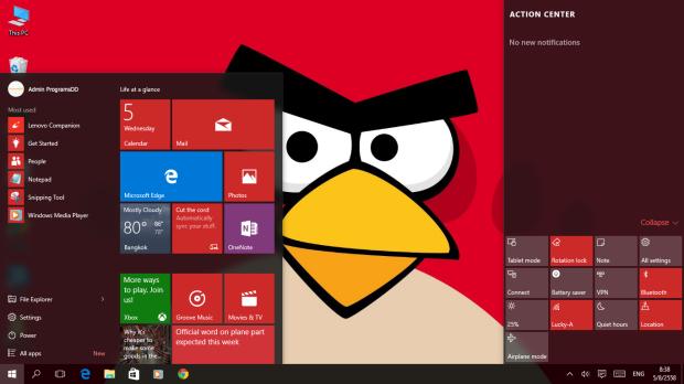 Windows 10 ProgramsDD