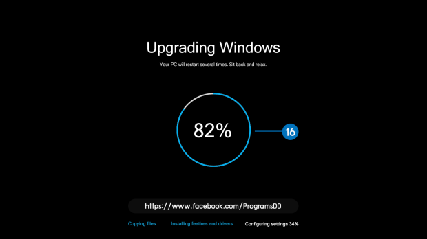 Windows 10 Upgrade 16